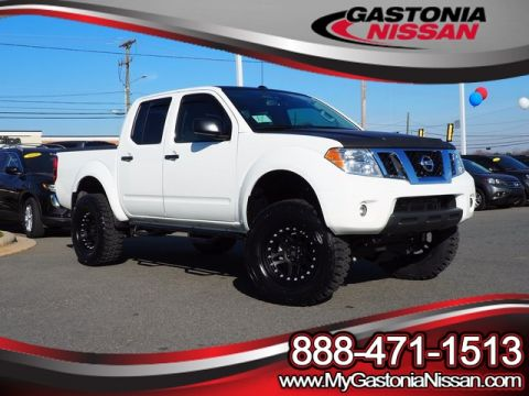 New 2017 Nissan Frontier SV