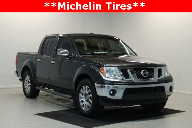 Pre-Owned 2013 Nissan Frontier SL