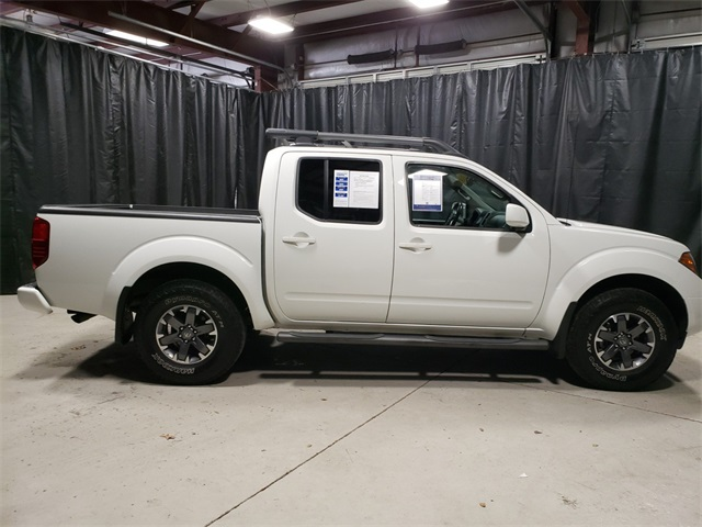 Certified Pre-Owned 2016 Nissan Frontier PRO 4X