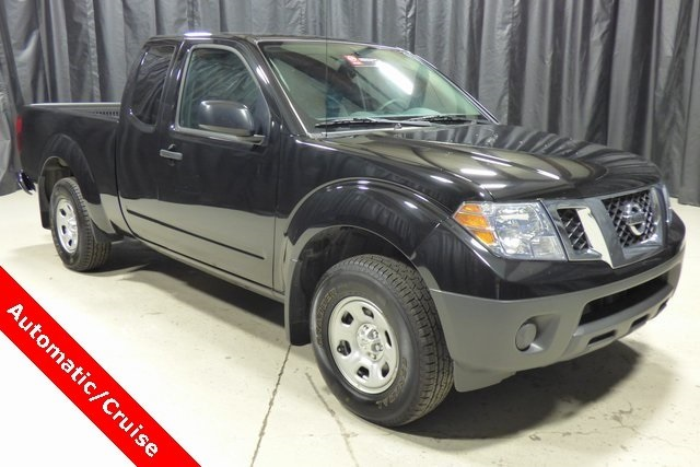 Certified Pre-Owned 2017 Nissan Frontier S