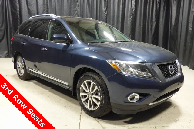 Certified Pre-Owned 2015 Nissan Pathfinder SL