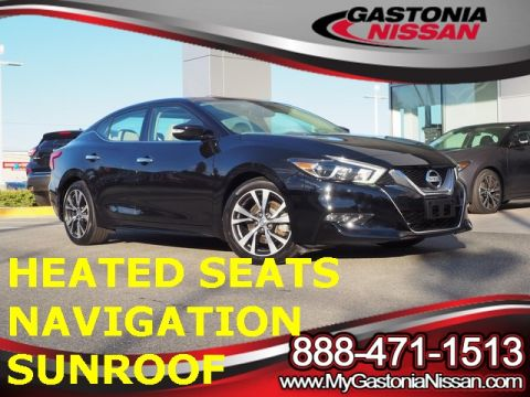 Certified Pre-Owned 2016 Nissan Maxima 3.5 SL