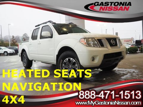 Certified Pre-Owned 2016 Nissan Frontier PRO