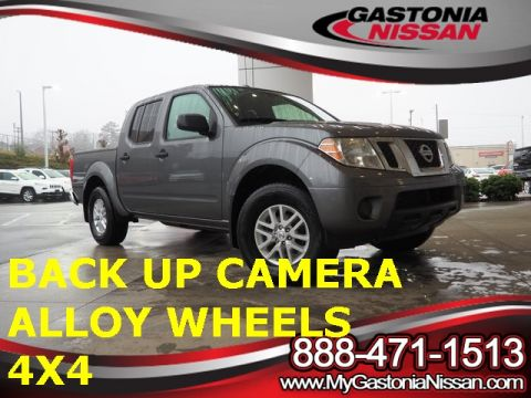Certified Pre-Owned 2018 Nissan Frontier SV