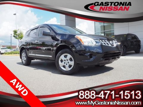 Certified Pre-Owned 2013 Nissan Rogue S