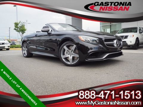 Pre-Owned 2017 Mercedes-Benz S-Class S 63 AMG